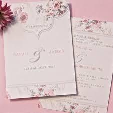 Wedding Stationery Beatrice Day Invitation Wedding Stationery