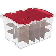 sterilite 20 compartment adjustable