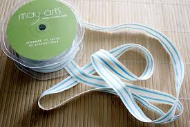 cotton ribbon organic cotton ribbon