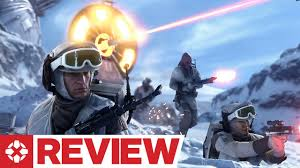 Maps To The Stars Review Star Wars Battlefront Review Youtube