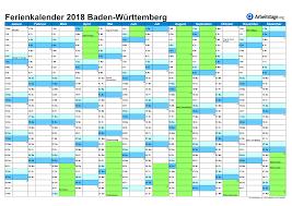 Ferienkalender 2018 Bw Ferien Baden Württemberg 2017 2018 2019 Alle Schulferien In Bw