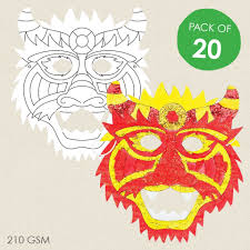 chinese dragon mask cleverpatch