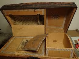 remove odors u0026 smells old steamer trunks antique trunks u0026 chests