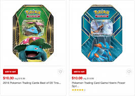 target games black friday pokemon trading card tins 10 00 black friday price at target
