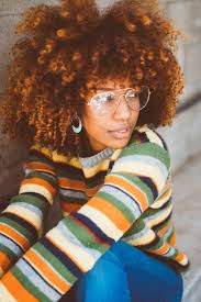 how to color natural afro textured hair hey fran hey simplybiancaalexa 70 s babe looking like my
