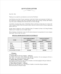 Proposal Resume Template Ideas Of Sample Price Proposal And Quotation Letter Pdf With