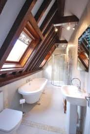 Cape Cod Bathroom Design Ideas Items That Can Fit Under A Low Angled Ceiling A Bed Shower
