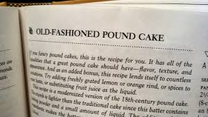 love to whisk it old fashioned pound cake