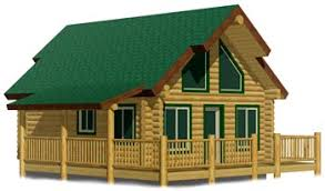 2 bedroom log cabin log cabin kit plans