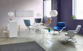 Lounge And Ottoman Striad Lounge Seating Herman Miller