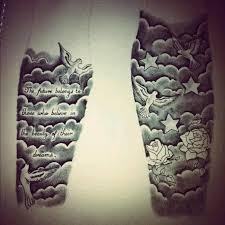 11 cool tattoo u0027s that anyone can rock tattoo stencils cloud