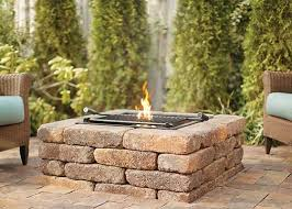 home depot fire table warm your outdoor get togethers garden club