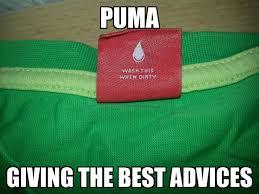 Puma Meme - puma meme by xx derp xx memedroid