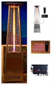 tube patio heater amazon com belleze 60 60 btu outdoor pyramid propane medium