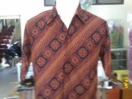 Toko Batik Danar Hadi b35 panglima dawa batik merk danar hadi katalog konveksi seragam
