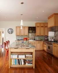 Light Cherry Cabinets Kitchen  Light Maple Flooring And - Light cherry kitchen cabinets