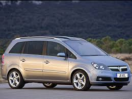 vauxhall zafira 2005 pictures information u0026 specs