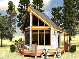 Cool Small House Plans Small Lake House Plans Cool Rustic Cottage Home Plan View From