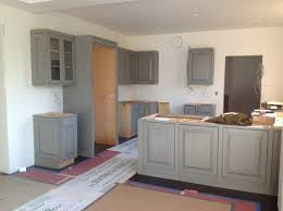 room color for gray kitchen cabinets