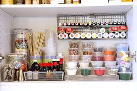 Ideas For Organizing Kitchen How To Organize Kitchen Spices With Lori Lange Recipegirl