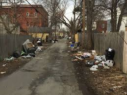 Winter Deals On S Troy Deals With Winter Trash Cleaning Changes Times Union