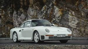 porsche 959 rally car one owner porsche 959 komfort heads to auction autoweek