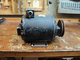 rouge river workshop an antique wagner electric 1 2 hp electric motor
