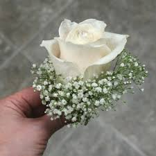 wedding corsages w flowers product ivory wedding corsage my wedding