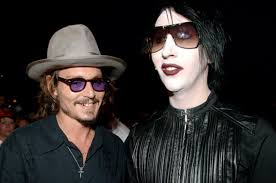 marilyn manson halloween the morning funnies celebs with one tiny hand matthew gray