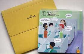 6 best images of the office birthday cards office happy birthday