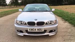 2004 bmw 325ci convertible for sale 2004 bmw 325 e46 convertible 325ci m sport auto review
