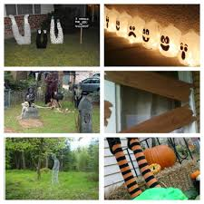 diy cheap scary halloween decorations diy halloween decorations
