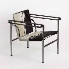 le corbusier lc1 armchair basculant bauhaus furniture