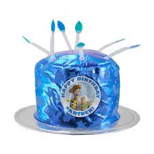 story birthday cake disney story birthday cake hat kids novelty hats