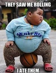 Fat Asian Kid Meme - lu hao sitting on basketball lu hao 卢豪 know your meme