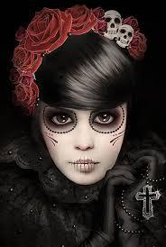 Skeleton Makeup Halloween by Best 25 Pretty Skeleton Makeup Ideas Only On Pinterest Half