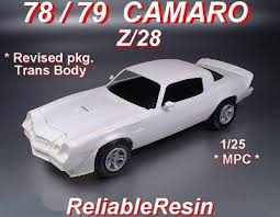 79 camaro model car reliable resin quality resin since 2002
