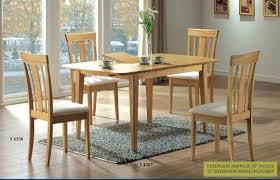 Dining Room Furniture Winnipeg I 4267 I 4358 Maple Dining Table W 4 Chairs Winnipeg