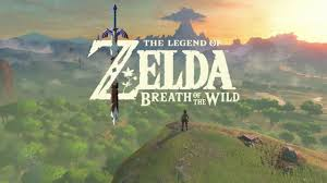 the legend of zelda breath of the wild the thunder helm side