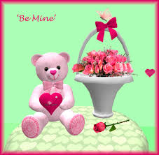 be mine teddy second marketplace bridget s teddy bears and roses be mine