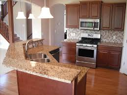curved kitchen island designs with timber light kitchen monsterlune light gray walls and white
