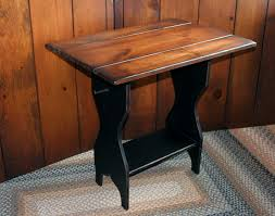 Vintage Drop Leaf Table Vintage Drop Leaf End Table