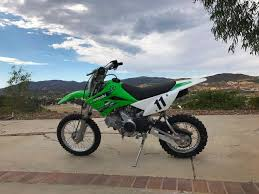 kawasaki klx 110 motorcycle for sale cycletrader com