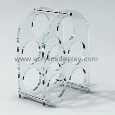 colored acrylic wine holder awr 06 tw china manufacturer