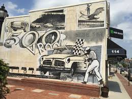 southern 500 in darlington returns to labor day on nbc nbc a portion of the mural