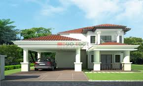 modern bungalow house design modern asian house design philippines lrg