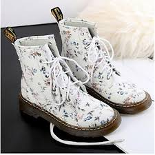 womens white boots nz s shoes nz leather fabric low heel combat boots boots casual