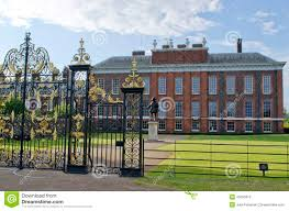 kensington palace stock photo image 43350410