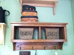 Cubby Wall Shelf by Timothy Nally Appletree Woodcrafts U0026 Gifts Defiance Oh