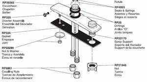 Delta Kitchen Faucet Parts Delta Kitchen Faucet Parts Diagram Ilashome